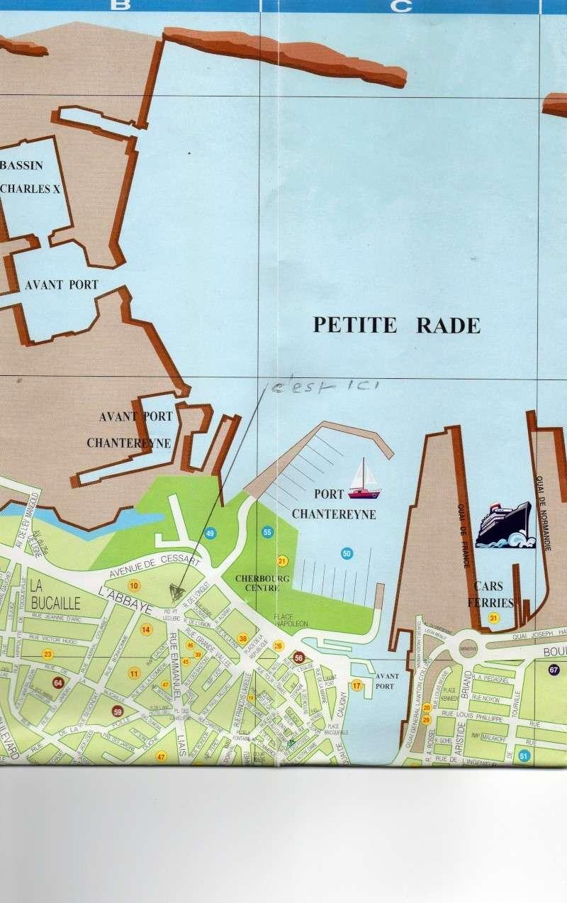 [Activité des ports hors Marine] LE PORT DE CHERBOURG - Page 11 Doc02910