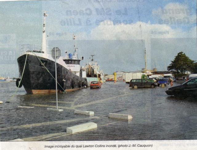 [Activité des ports hors Marine] LE PORT DE CHERBOURG - Page 8 Img06111