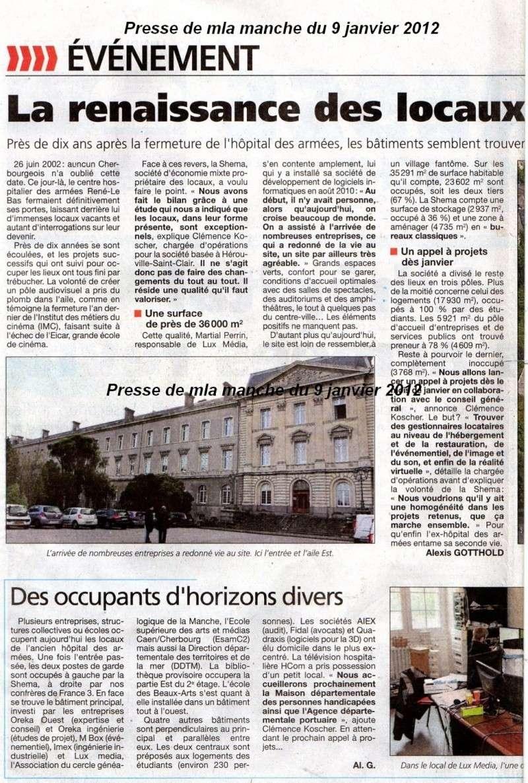 [Le service de santé] L'hôpital des armées de Cherbourg Img38312