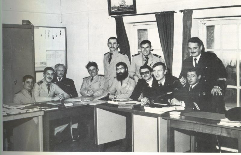[ École des Mousses ] 76/77 - 2eme compagnie - 5 avril 76/1e Instru12