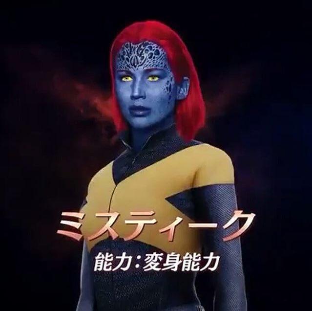 Affiches X-Men: Dark Phoenix D5f08m10