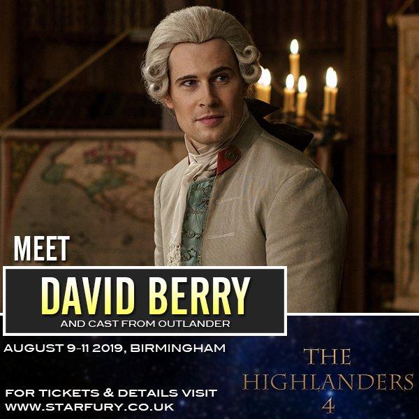 The Highlanders 4  du 9 au 11 Août 2019  Angleterre Du9rei10