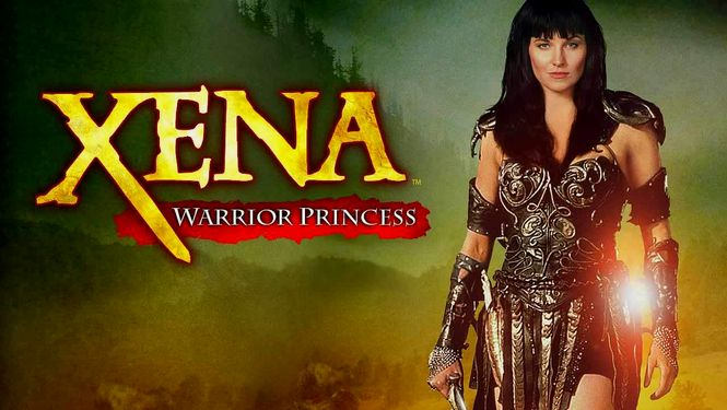 Xena: Warrior Princess Xena10