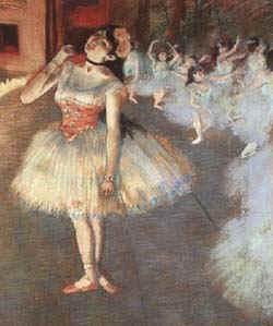 Le pastel ... Degas210