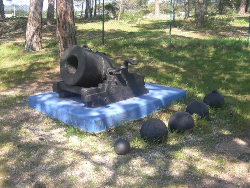 Musée des Troupes de Marine - Fréjus Dscn6214