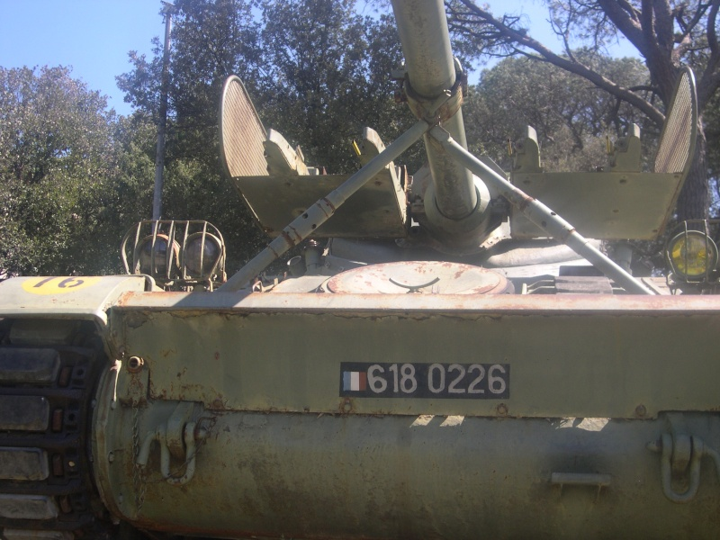 """AMX 13 T.M 51 SS11 Tourelle FL10 """"Bazeilles"""" Dscn6239"""