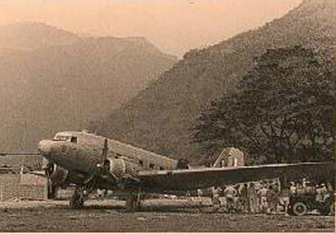 Volontaire d'un saut sur Dien Bien Phu Avril 1954 137thu10