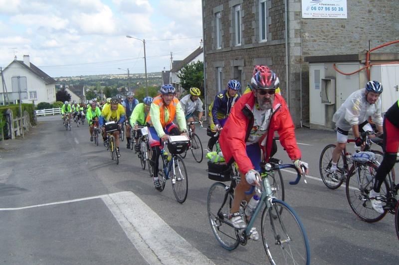 Paris-Brest-Paris Audax 2011 Dsc01110