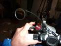 Commandes sur guidon haut / hamster P1430020