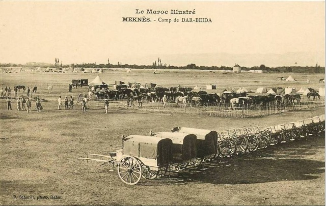 Meknès, ville de garnisons - Page 18 1900_d10