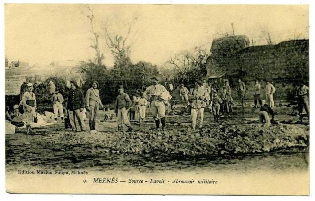 Meknès, ville de garnisons - Page 18 1911_l10
