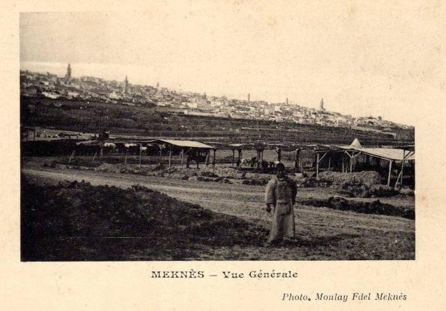 Meknès, ville de garnisons - Page 18 1911_v11