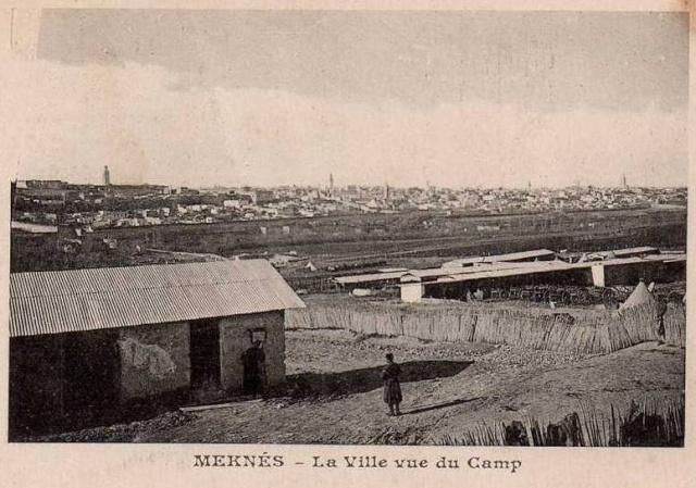 Meknès, ville de garnisons - Page 18 1914_v10