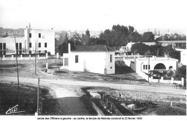 Meknès, ville de garnisons - Page 18 1930_c12