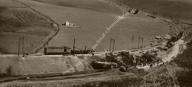Meknès 1945, la catastrophe de OUARZIGHA 3_mekn10