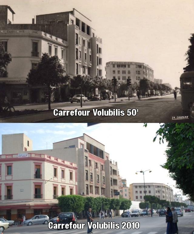 Meknès, Hier et Aujourd'hui 59-car10
