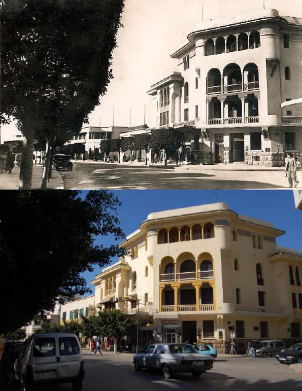 Meknès, Hier et Aujourd'hui A_rapu10