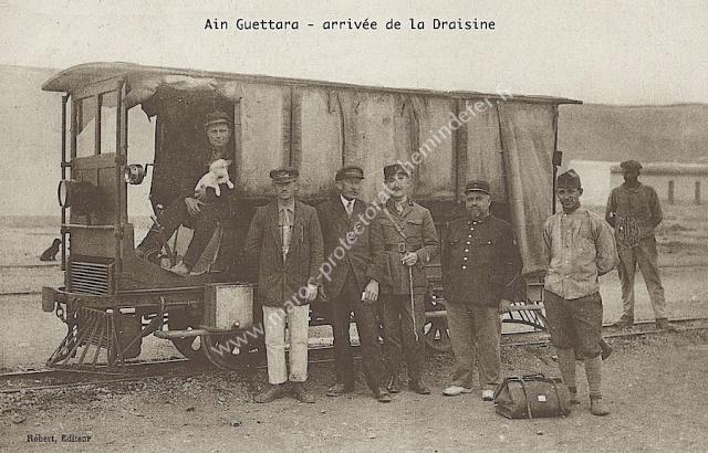 Le Tanger Fès à Meknès, les Gares, L'Ecole Ain-gu10