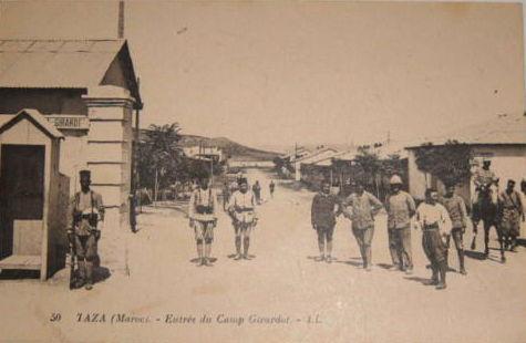 Meknès, ville de garnisons Bmftib10