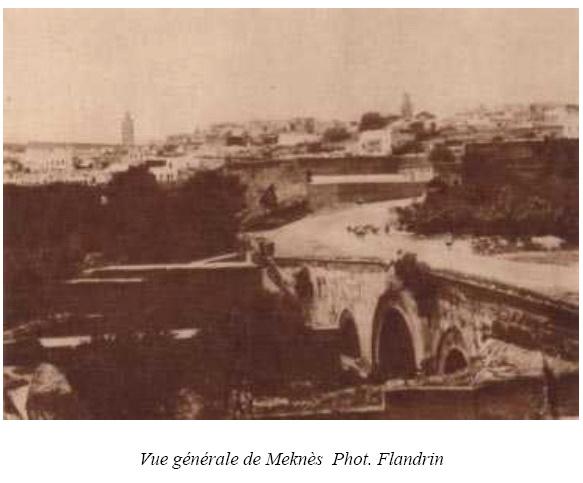 Meknès, ville de garnisons Bou_am11