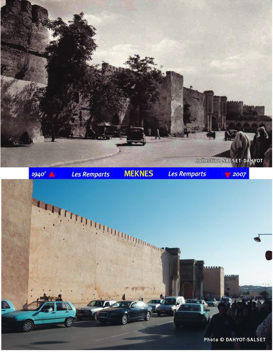 Meknès, Hier et Aujourd'hui C9_les10