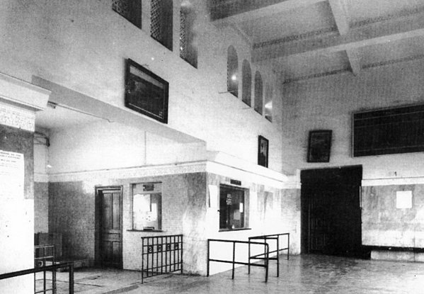 Le Tanger Fès à Meknès, les Gares, L'Ecole Gare_m11