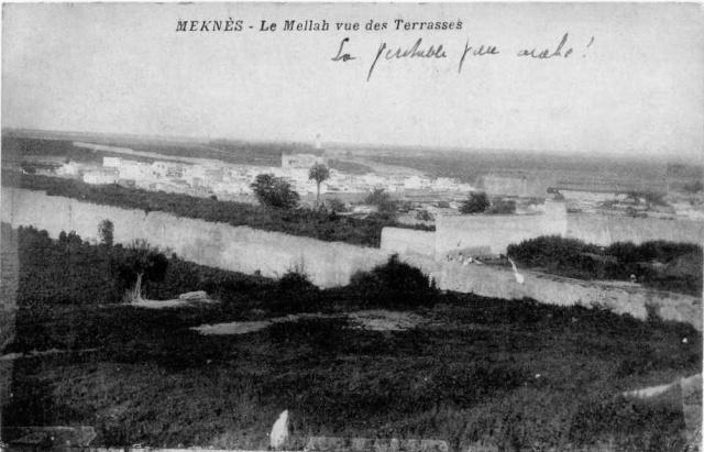 Meknès, la Ville Ancienne et les 2 Mellahs   3 Mellah12