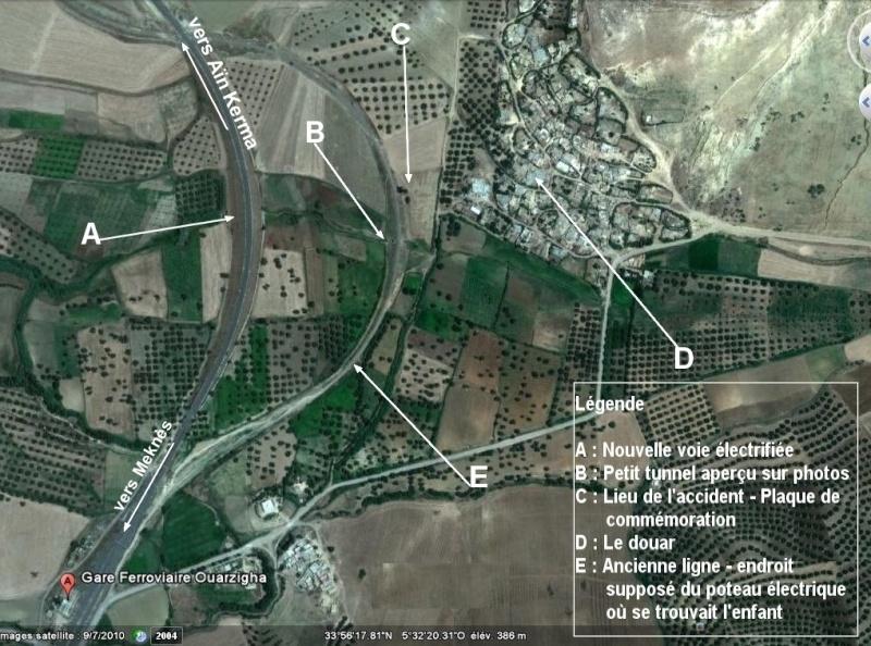 Meknès 1945, la catastrophe de OUARZIGHA Ouarzi12