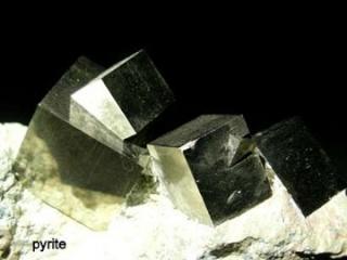 Curiosités et Beautés du monde 2 Pyrite10