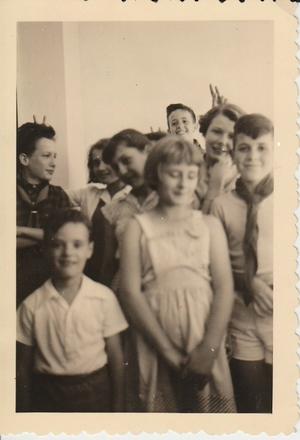 Photos-Souvenirs de notre Enfance 1 Xavier11