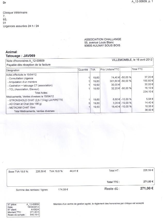 Help pour Guerlain 10 mois, petit coeur qui à beaucoup souffert factures en attente 271€ Factur17