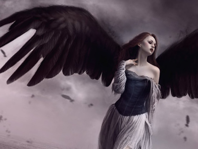 Les êtres mystiques Ange10