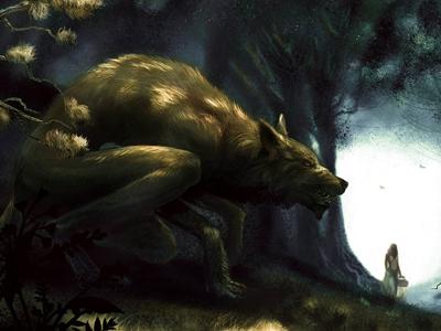 Les êtres mystiques Loup10