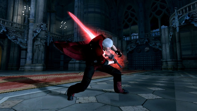 Devil May Cry 4 Me000010