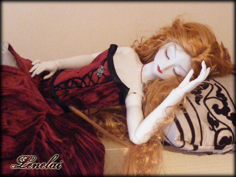 Loreena, ma belle endormie. le jeu de l'ombrelle p.2 Dscf1919