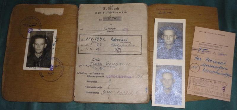 Vos livrets militaires allemands WWII (Soldbuch, Wehrpass..) / Heer-LW-KM-SS... Dsc02611