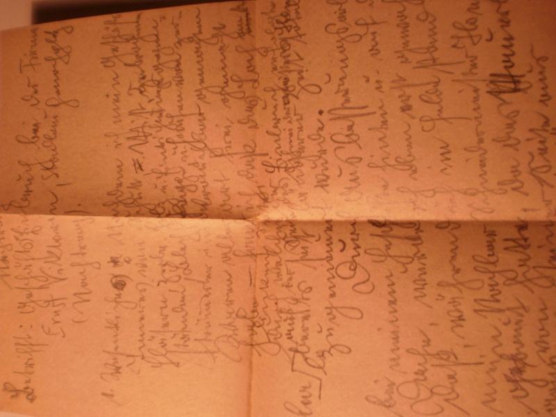 Soldbuch très complet + papiers divers P4170137