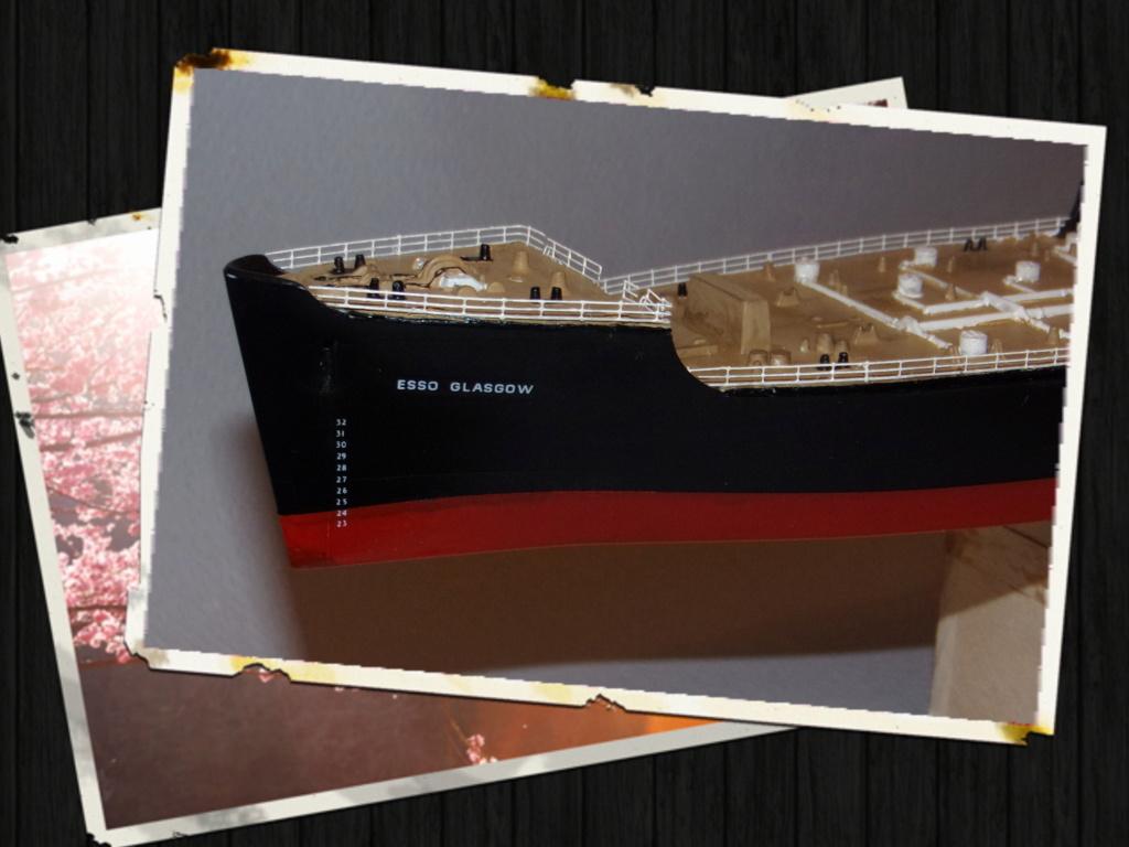 """[Revell] Oil Tanker """"GLASGOW"""" 100_1111"""