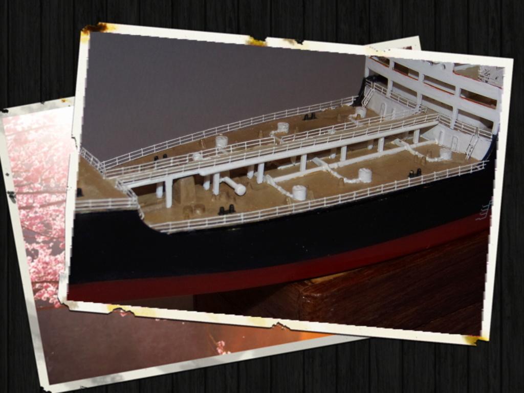 """[Revell] Oil Tanker """"GLASGOW"""" 100_1213"""