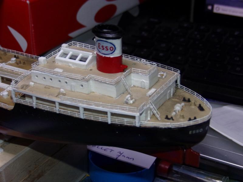"""[Revell] Oil Tanker """"GLASGOW"""" 100_1217"""