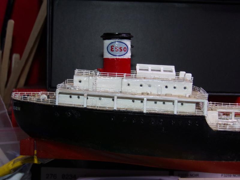 """[Revell] Oil Tanker """"GLASGOW"""" 100_1218"""