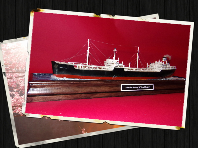 "[Revell] Oil Tanker ""GLASGOW"" - Page 3 100_1225"