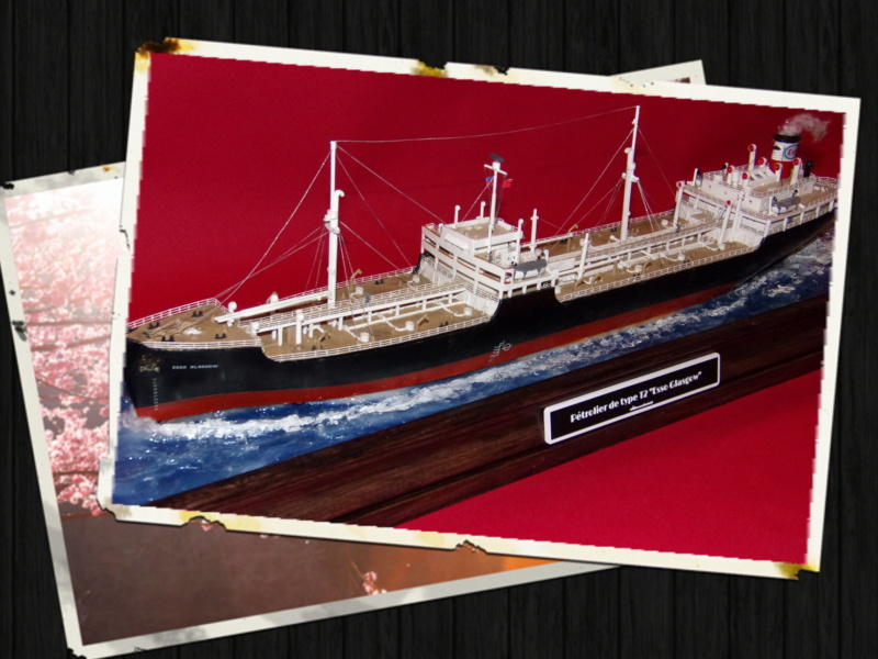 "[Revell] Oil Tanker ""GLASGOW"" - Page 3 100_1226"