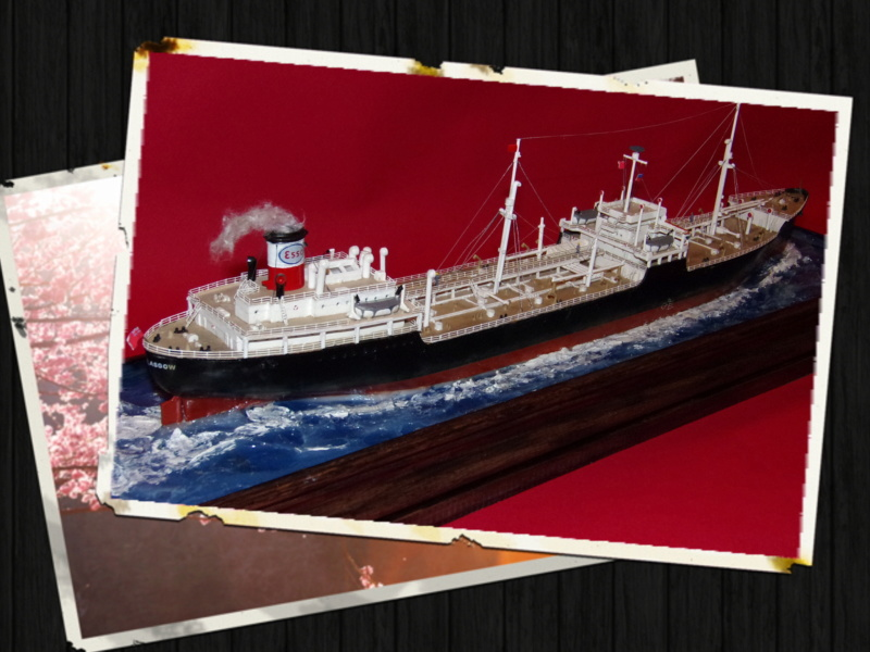 "[Revell] Oil Tanker ""GLASGOW"" - Page 3 100_1230"