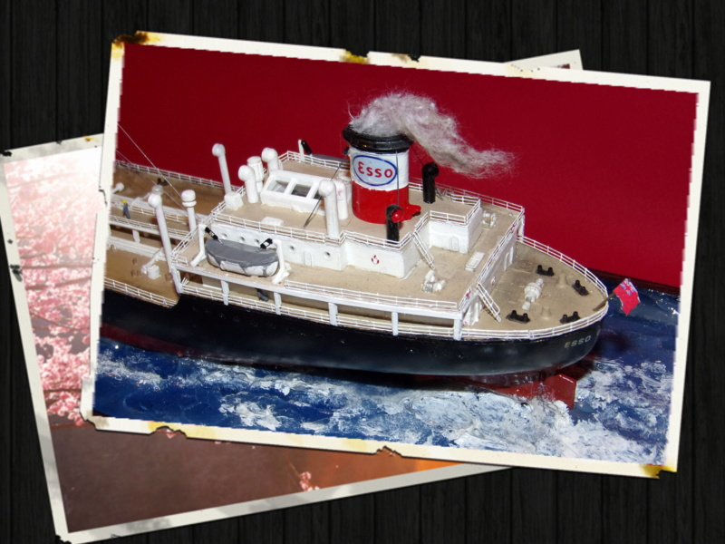 "[Revell] Oil Tanker ""GLASGOW"" - Page 3 100_1231"