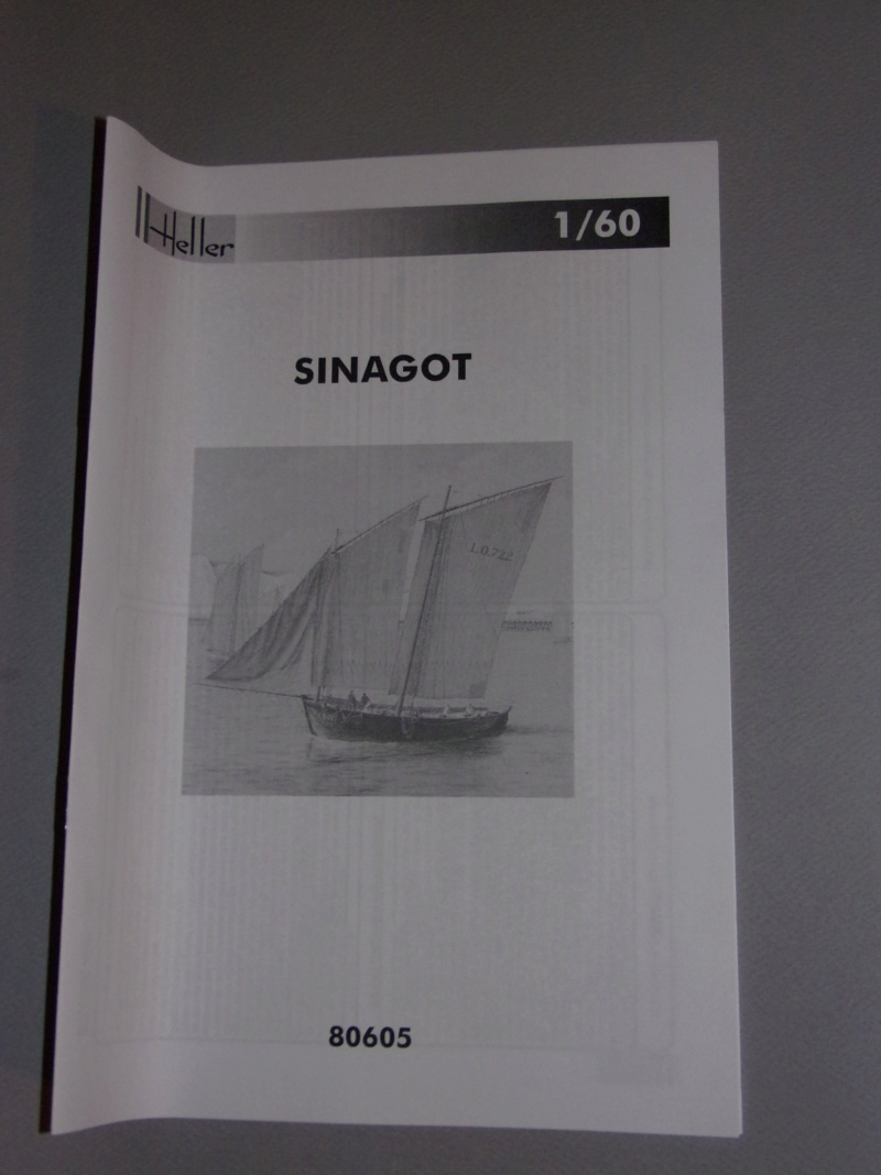 """Sinagot """" Heller"""" 1/60 eme  100_1539"""