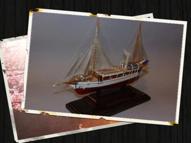 Yacht Fauvette (Heller 1/200°) par yann 100_1554