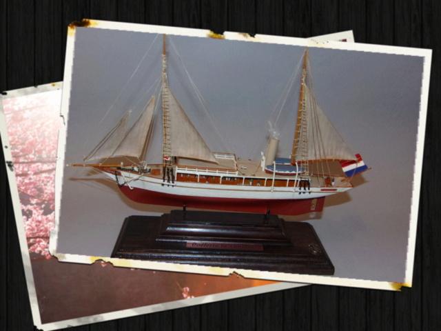Yacht Fauvette (Heller 1/200°) par yann 100_1555