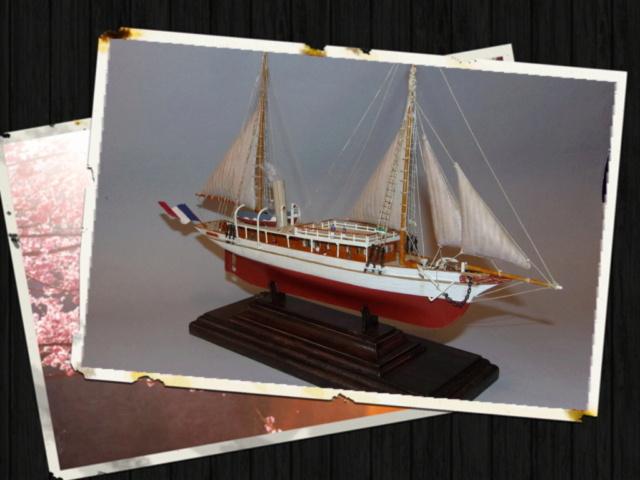 Yacht Fauvette (Heller 1/200°) par yann 100_1556