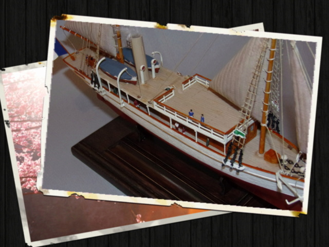 Yacht Fauvette (Heller 1/200°) par yann 100_1557